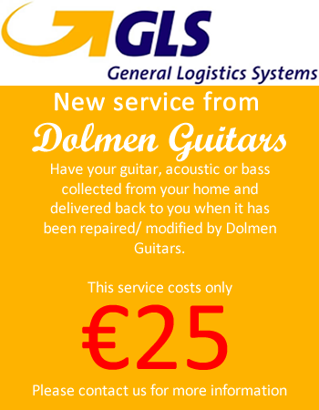 Collection and delivery service advert